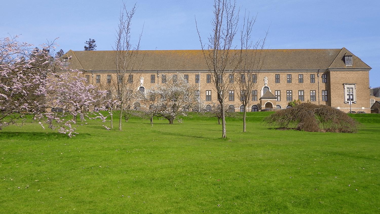 Exeter buildings